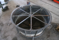 水电站轴管